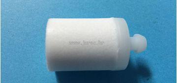 Slika od sito-filter goriva PVC 6-7 mm bijelo