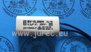 Slika od kondenzator DOLMAR E275,285,295