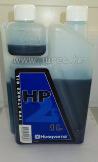 Slika od ulje HUSQVARNA 2T 1l s dozatorom