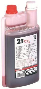 Slika od ulje OREGON 2T 1 lit.+dozator