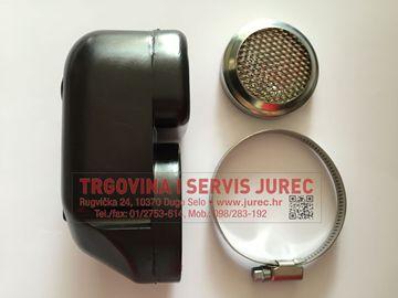 Slika od filter zraka+kutija Dellorto TOMOS A3