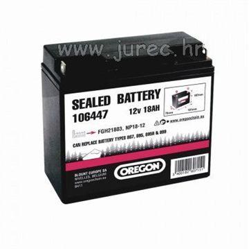 Slika od Hermetička baterija OREGON 12V 18Ah