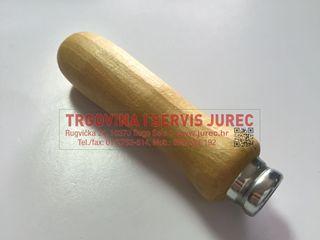 Slika od drvena drška turpije