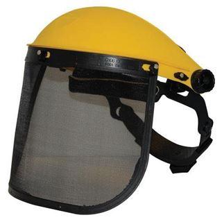 Slika od Štitnik lica mrežasti žuti