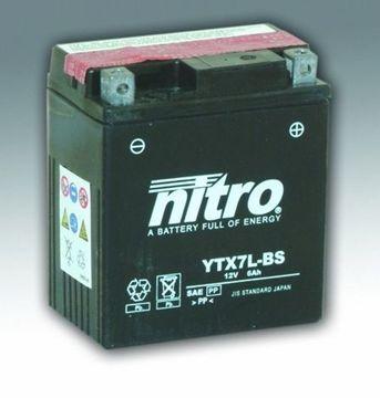 Slika od Akumulator Nitro YTX7L-BS