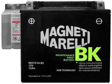 Slika od Akumulator MOTX14-BS 12V 12Ah Magneti Marelli
