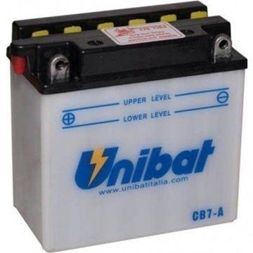 Slika od Akumulator Unibat 12V-8Ah, CB7-A