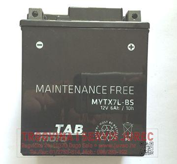 Slika od Akumulator TAB MOTO MYTX7L-BS 12V 6Ah