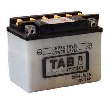 Slika od Akumulator  TAB CB4L-B/SM 12V 4Ah