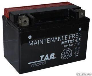 Slika od Akumulator TAB MYTX9-BS 12V 8Ah