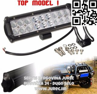 Slika od LED REFLEKTOR 54W 18 LED COMBO OFF ROAD EDITION