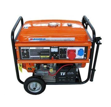 Slika od MOTORNI AGREGAT 1,2kW/230V, 5,0kW/400volt