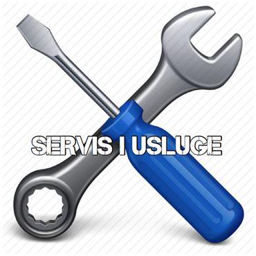 Pogledaj proizvode iz kategorije Servis i usluge