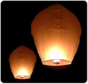 Slika od SKY LANTERN (LANTERNA, LAMPION)