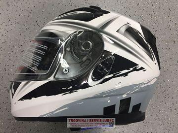 "Slika od Kaciga Promoto V-122 Integrale  s naočalama ""XL"""