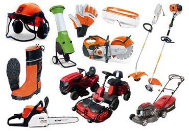 Pogledaj proizvode iz kategorije Vrtni alati + komunalni strojevi + dijelovi i oprema