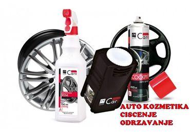 Pogledaj proizvode iz kategorije AUTO KOZMETIKA I ODRŽAVANJE