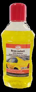 Slika od Auto šampon brzo sušeći 500 ml.