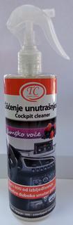 Slika od Sredstvo za čišćenje unutrašnjosti ŠUMSKO VOĆE 400 ml.