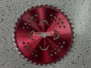 Slika od NOŽ 40 ZUBA 255x1,3x25,4mm