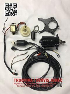 Slika od Anlaser za Tomos vanbrodski motor komplet