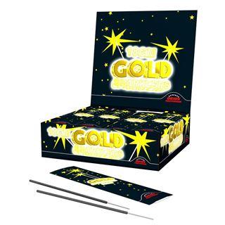 Slika od 182 GOLD SPARKLERS PRSKALICE 18cm