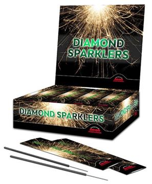 Slika od 607 DIAMOND SPARKLERS PRSKALICE 18cm
