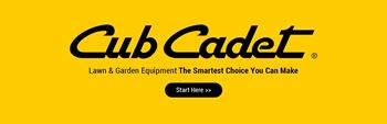 Picture for manufacturer Cub Cadet