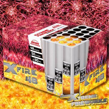 Slika od X FIRE 48 PROFY VATROMET