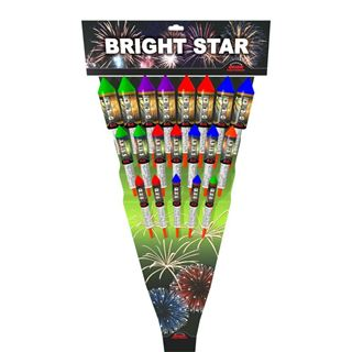 Slika od 650 BRIGHT STAR SET RAKETA