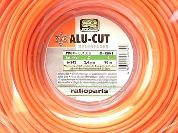Slika od Nit za košnju ALU CUTLINE 2,4X90 6 kutni