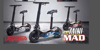 Slika od SCOOTER MINI MAD 500W/12A/36V