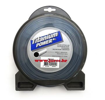 Slika od Nit za košnju TITANIUM POWER 2,5mm x 40m