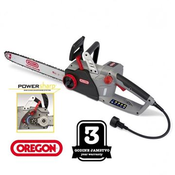Slika od ELEKTRIČNA PILA CS1500 OREGON 2400W + POWER SHARP OŠTRAČ LANCA