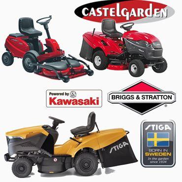 Pogledaj proizvode iz kategorije Traktorske kosilice  + RIDER + Zero-turn