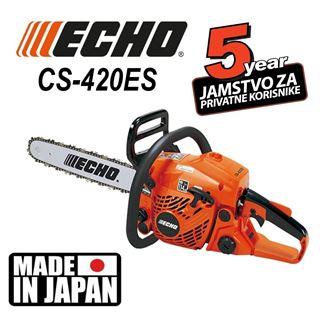 Slika od motorna pila ECHO CS-420ES/38