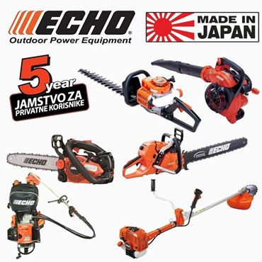 Pogledaj proizvode iz kategorije ECHO PROFESIONALNI JAPANSKI UREĐAJI