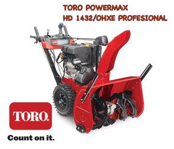 Slika od Freza za snijeg TORO POWERMAX HD 1432/OHXE PROFESIONAL