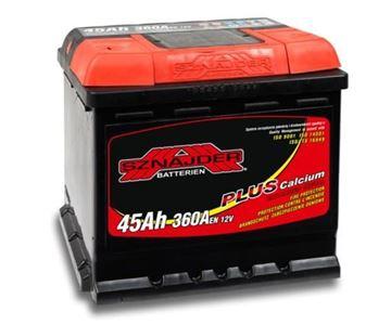 Slika od Akumulator SZNAJDER 45Ah/360A L+