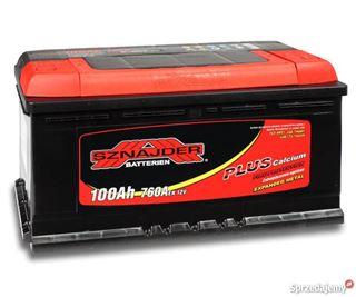 Slika od Akumulator SZNAJDER 100Ah/760A D+