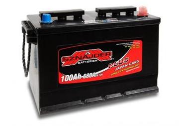 Slika od Akumulator SZNAJDER 100Ah/680A D+