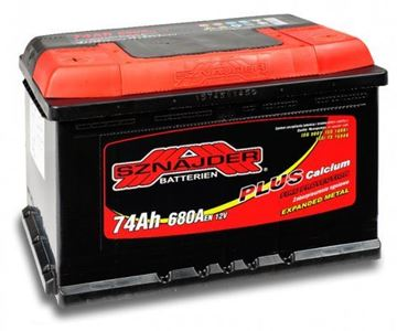 Slika od Akumulator SZNAJDER 74Ah/680A L+ JAPANSKA VOZILA