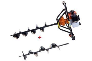 Slika od Ruris stroj za bušenje rupa 1.7KS, 80cm