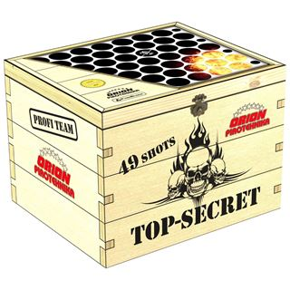 Slika od 262 - TOP SECRET VATROMET