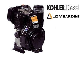 Slika od Diesel motor Lombardini Kohler 3LD 510 12.2 KS