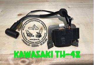Slika od ELEKTRONIKA KAWASAKI TH43,TH48  RABLJENO