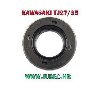Slika od Semering 10x19x6 pumpe tekućine motorne prskalice 3W650