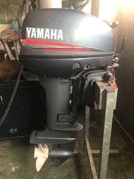 Slika od Vanbrodski motor YAMAHA 15KS