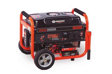 Slika od Daewoo GD3500 benzinski agregat 2.5/2.8 kW