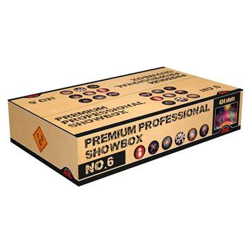 Slika od 745 - NO.6 PREMIUM PROFESSIONAL SHOWBOX VATROMET